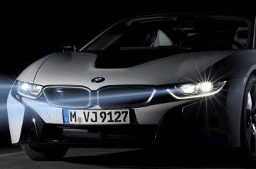 آیندهی چراغ خودرو بعد از LED