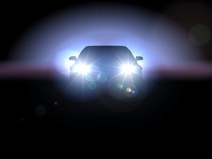 موارد استفاده از نور بالای چراغ خودرو